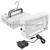 Фонарь светодиодная панель(светодиодная подсветка) 6869, 16SMD+30SMD, USB