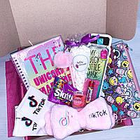 """Подарочный бокс для девушки WOW BOXES """"Girl Box №6"""""""