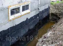 Гідроізоляція підвалу