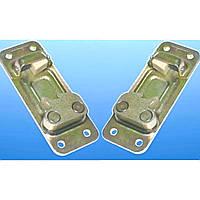 Комплект 2 шт. замків дверей ЗІЛ правий 130-6105012 + лівий 130-6105013, фото 1