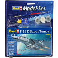 Сборная модель Revell Самолет F-14D Super Tomcat 1:144 (64049)