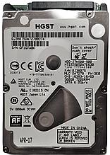 Жесткий диск HDD 500GB 7200rpm 32MB SATA III 2.5 Slim Hitachi Z7K500-500 HTS725050A7E630 CF1GTA8K