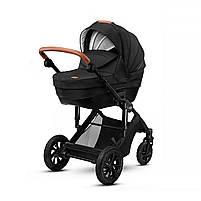 Универсальная коляска 2 в 1 Kinderkraft Prime Black + MommyBag (KKWPRIMBKMB200), фото 4