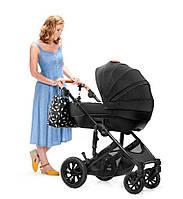 Универсальная коляска 2 в 1 Kinderkraft Prime Black + MommyBag (KKWPRIMBKMB200), фото 10
