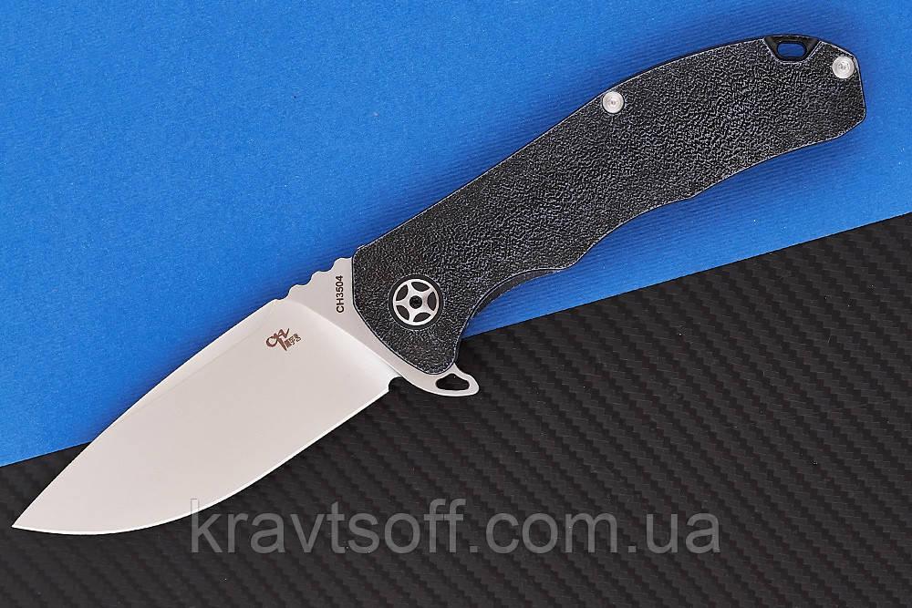 Нож складной CH 3504-T-black + бесплатная доставка