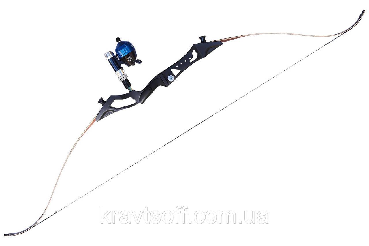 Лук-58/35-Hunting Fish + бесплатная доставка + ручной фонарь