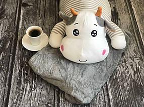 Плед іграшка Корівка