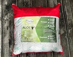 Подушка алоє (70 см х 70 см)