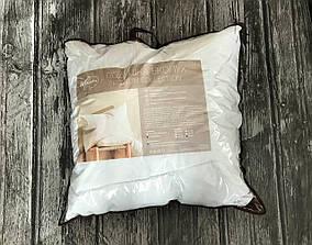 Подушка для сну екопух (лебединий) (70 см х 70 см)