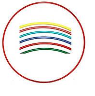 Обруч гімнастичний пласмасовий діаметром 540 мм