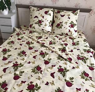 Двоспальний комплект постільної білизни, фото 2