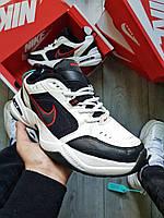 Чоловічі кросівки Nike Air Monarch IV Black&White, фото 1