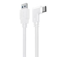 Кабель USB3.2 - type С, 5 метров Oculus Link для Oculus Quest / Oculus Quest 2 белый