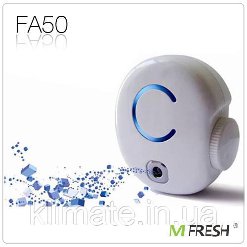 Озонатор воздуха бытовой /Очиститель ионизатор воздуха ATWFS F50, до 30 м2, 0-50 мг/ч