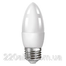 Светодиодная лампа Ecolux свеча E27 4W 4000K
