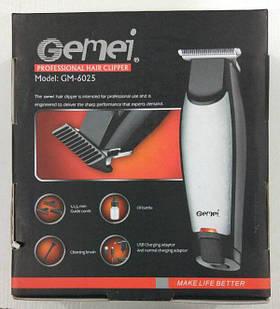 Машинка для стрижки Gemei GM 6025