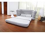 Надувной диван-трансформер Bestway 75063, фото 4
