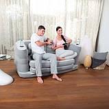 Надувной диван-трансформер Bestway 75063, фото 6