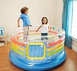 Детский надувной игровой центр батут Intex 48264, фото 2