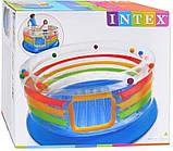 Детский надувной игровой центр батут Intex 48264, фото 3