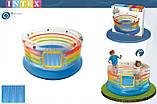 Детский надувной игровой центр батут Intex 48264, фото 4