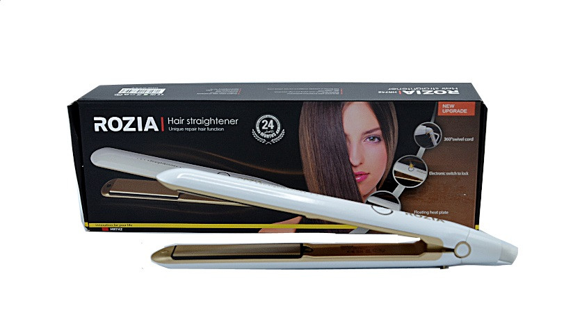 Утюжок випрямляч волосся Rozia HR-742