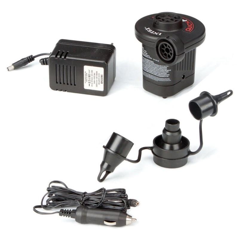 Мощный электрический насос Intex 66632 (220В/12В)