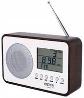 Цифрове FM-Радіо з РК-дисплеєм Camry CR 1153 (Календар ,Термометр ,Будильник ,Годинник) 5 Вт