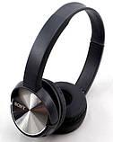 Бездротові блютус навушники Sony MDR-XB400BY replica, фото 6