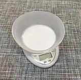 Ваги кухонні електронні В05 5кг / А115, фото 2