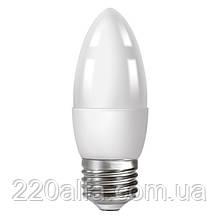 Светодиодная лампа Ecolux свеча E27 8W 4000K