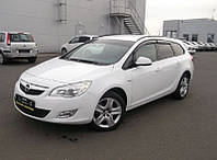 Ветровики на Opel Astra J Sports Tourer 2010