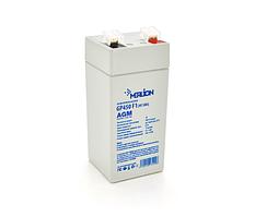 Аккумуляторная батарея Merlion AGM GP450F1 4V 5 Ah