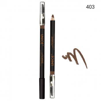 Пудровий олівець для брів Unice La Femme 403, 1,8 г (5540007)