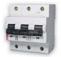 Авт. выключатель ETIMAT 10  3p C 125А (15 kA)
