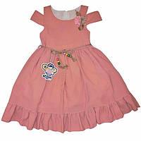 Платье для девочки р110-128см нарядное праздничное платье для девочки турция