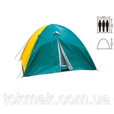 Палатка 3-х местная с тентом SY-029