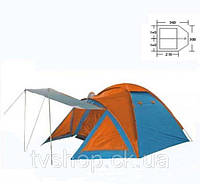 Палатка 4-х местная BL-1009 DOME TENT