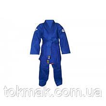 Кимоно дзюдо синее NORIS МА-7016-2