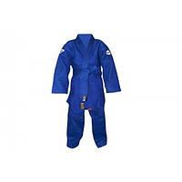 Кимоно дзюдо синее NORIS МА-7016-6