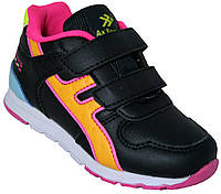 Детские кроссовки для девочек AX Boxing Польша размеры 25-30