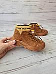 Демисезонные ботинки унисекс Apawwa 21р, 14см