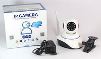 Камера с встроенной сигнализацией + подключение беспроводных датчиков движения IP Alarm