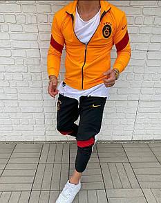 Мужской спортивный костюм Nike Yellow/Black