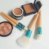 Набор кистей для макияжа EcoTools, 4 шт
