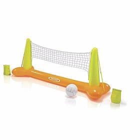 Набор Intex 56508 для игры на воде Волейбол 239х64х91см сетка и мяч