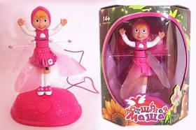 Літаюча лялька Маша c базою