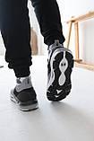 Чоловічі сірі текстильні кросівки Under Armour Hovr Phantom, фото 2