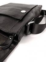 Мужской кожаный мессенджер Tiding Bag NM22-111A, фото 8