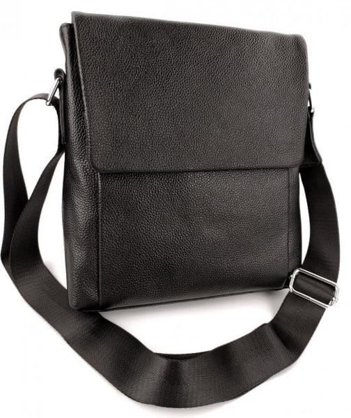 Мужской кожаный мессенджер Tiding Bag NM22-111A